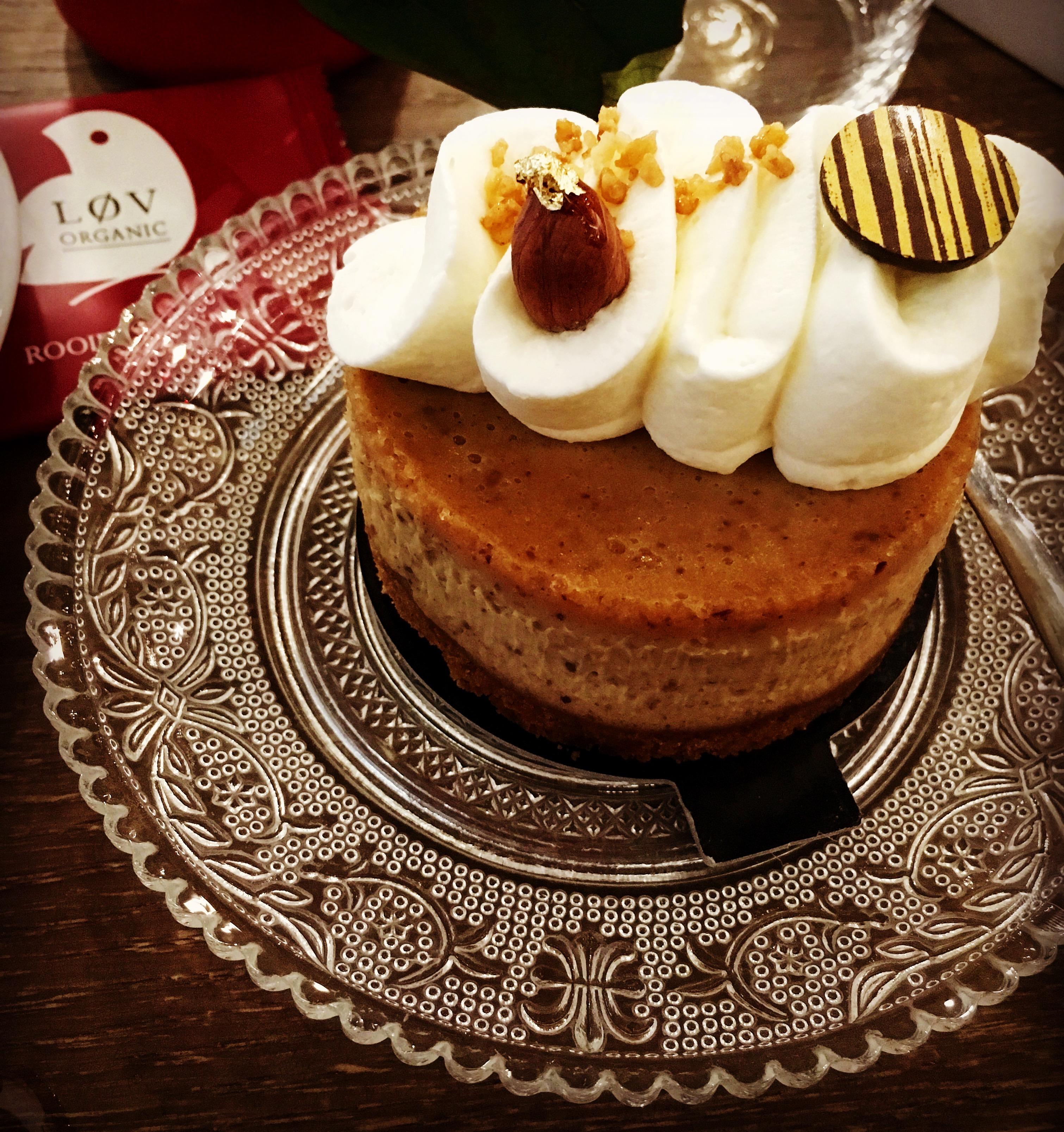 she's cake : la poésie du cheesecake | le serial patissteur