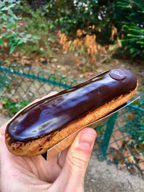 L 39 clair chocolat maison pradier le serial patissteur - Glacage chocolat pour eclair ...