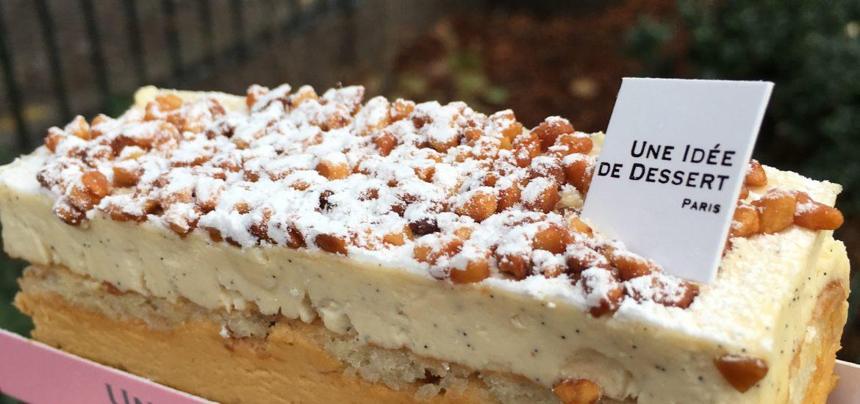 Dessert Idée Une idée de dessertpour dimanche ? | Le Serial Patissteur
