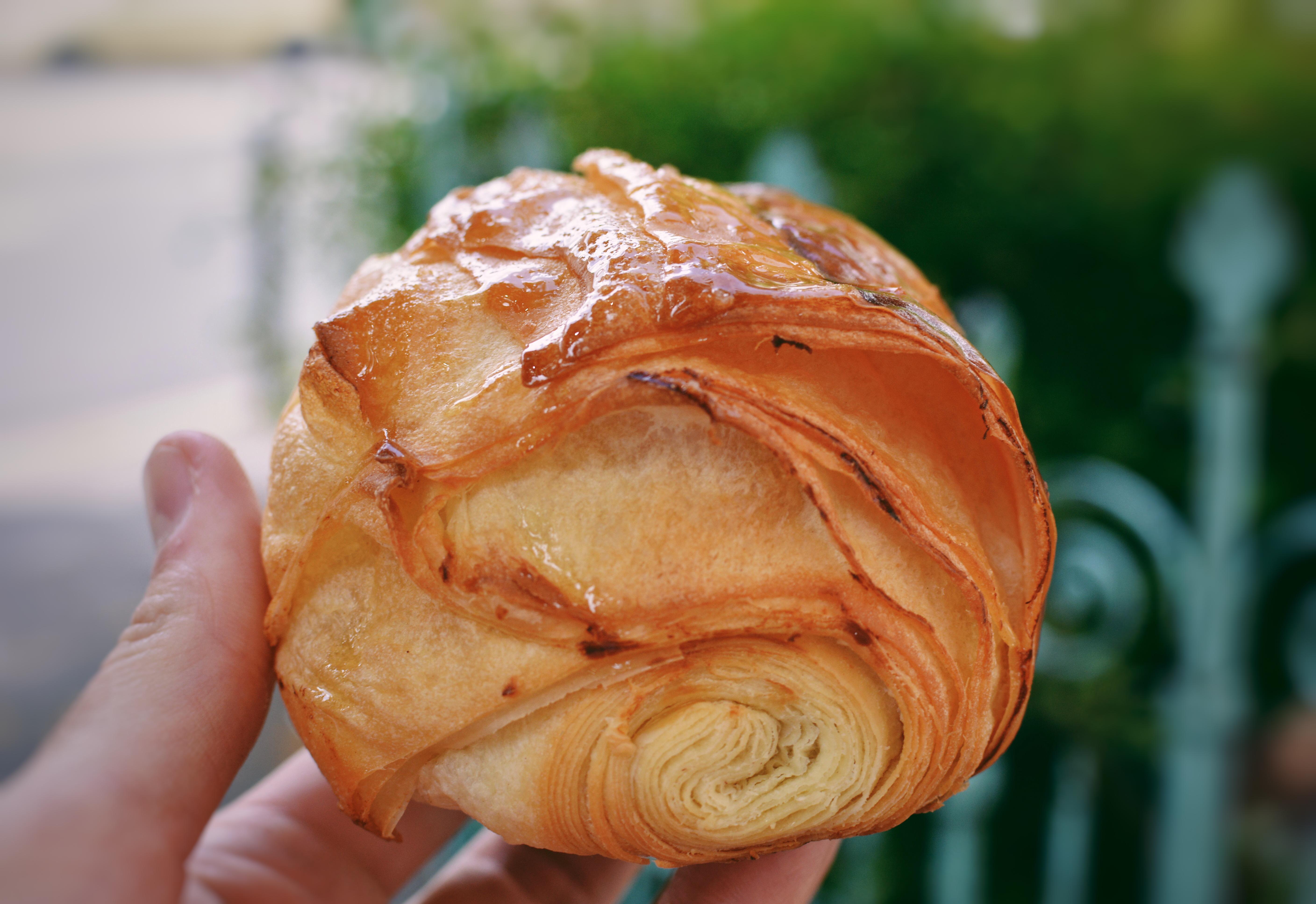 couche dans le pain